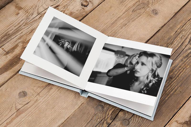 Perfetto Wedding Photography Album